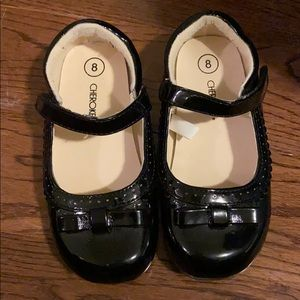 Black Patent Leather MaryJanes Toddler size 8